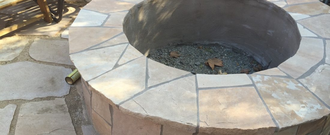 fire pit landscaping design la