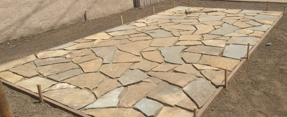 masonry work for client