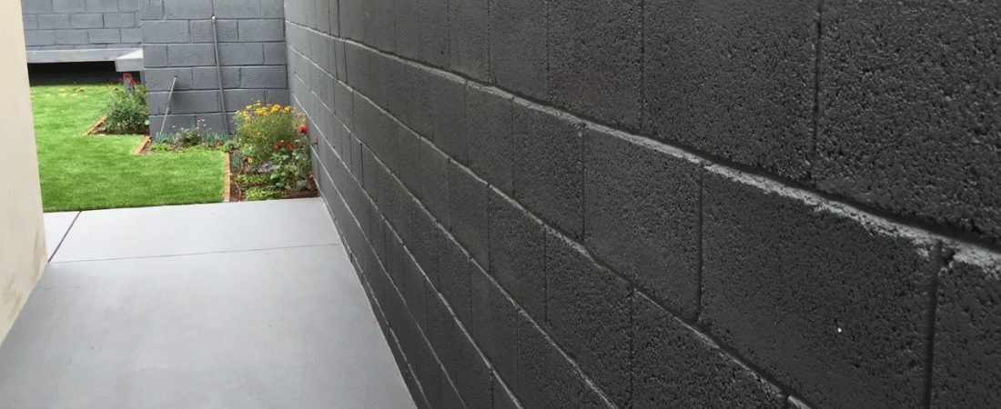 stone wall design and installation