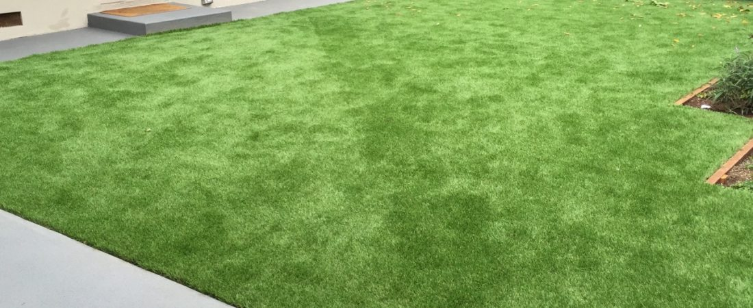 synthetic grass drought tolerant design